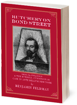 Butchery on Bond Street by Benjamin Feldman