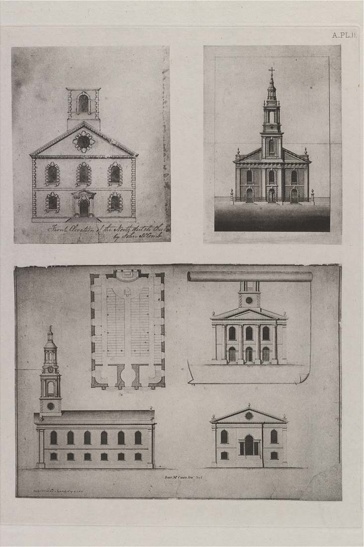 McComb sketches of St Johns from Stoke v 3 plate 11 c