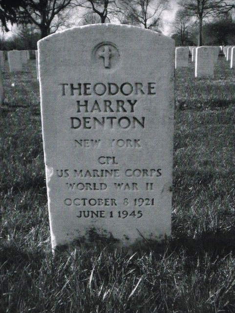 Ted-Denton-gravestone14072015-790x1024 CROPPED