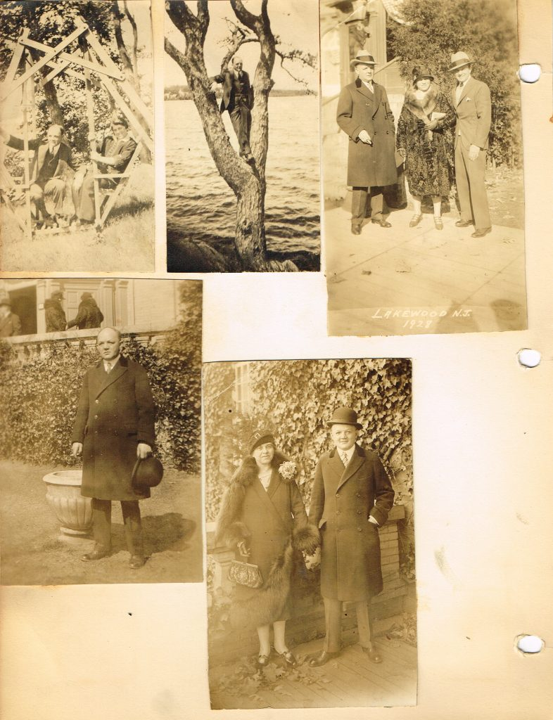 various brill fam fotos Lakewood nj 1928 18012016